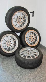 Audi, ALU-Kompletträder