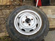 Reifen für Wohnwagen abzugeben