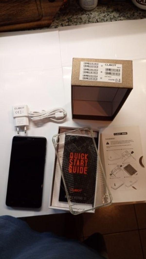 Cubot Max 6 LTE 3GB