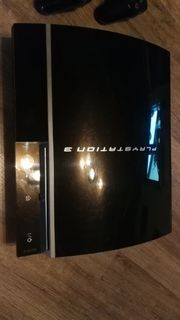 Playstation 3 inklusive Zubehör