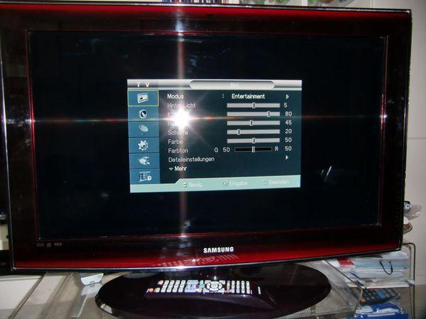 Samsung LCD Fernseher 81 cm