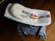 Weber Babyschale mit Sitzverkleinerung