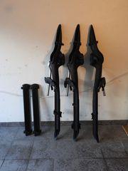 Thule Radträger 3 Stück und