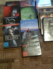 Sammlung von DVD