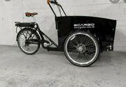 Lastenrad Elektro Bakfiets 220E Cangoo