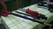 Elektrische Kettersäge- Heckenschere