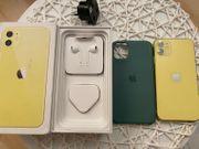 IPhone 11 64 GB Gelb