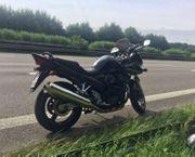 Suzuki Bandit GSF650S ABS schwarz