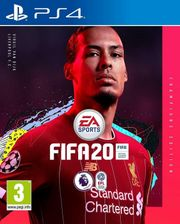 FIFA 20 Champions Edition - PS4