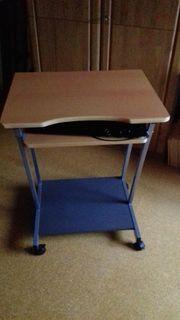 Computer-Rolltisch rollender PC-Tisch