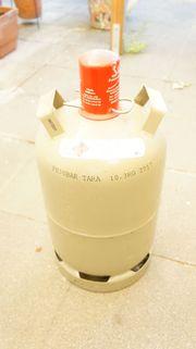 Gasflasche 11l mit 8 3kg