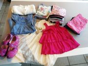 Mädchen Kleidungspaket