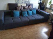 Big Sofa perfekt für lange