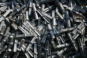 Zentrierbolzen zur Rohrverlängerung-gebrauchte Gerüste Baugerüst