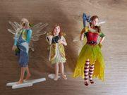 Schleich Bayala Elfen 3 Figuren