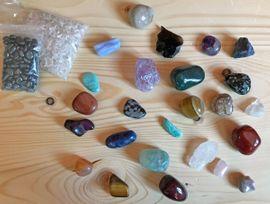 Esoterik - Edelsteine Heilsteine Mineralien
