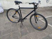 Custom Bike 27 Schwarz 7