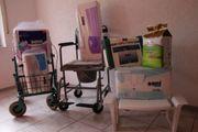 Gesucht Verbandsmaterial Windeln Pflegehilfsmittel