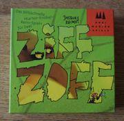 Ziff Zoff von Schmidt Spiele