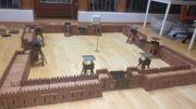 Playmobil Römer Fort Kastell Festung