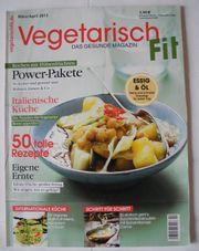 Vegetarisch Fit Das Gesunde Magazin