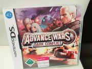 Advance Wars Dark Conflict Nintendo
