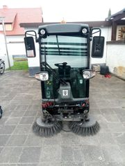 Straßenkehrmaschine MC50