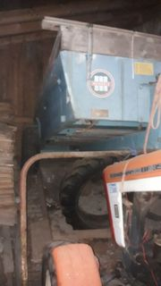 Miststreuer Traktor - Anhänger