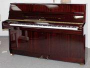Klavier Hyundai U 810 Mahagoni