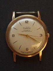 RUHLA - 15 Jewels - ANTIMAGNETIC - Armbanduhr Herren -