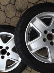 4 Alufelgen 16 für VW