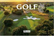 Golfkalender Deutschland 2021 neu in