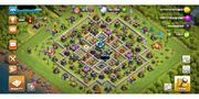 Clash of Clans Account LvL199