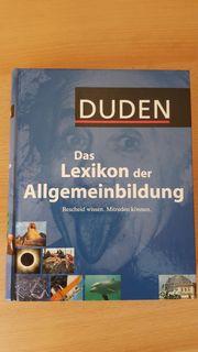 DUDEN - Das Lexikon der Allgemeinbildung