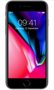 iPhone 7 128GB Diamatschwarz - Neuwertig