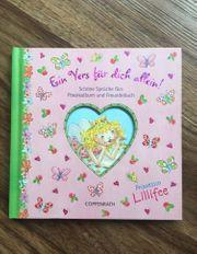 Prinzessin Lillifee Poesiealbum