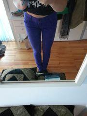 Blaue Hose Größe 38
