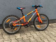 20 Cube Kinder Mountainbike zu