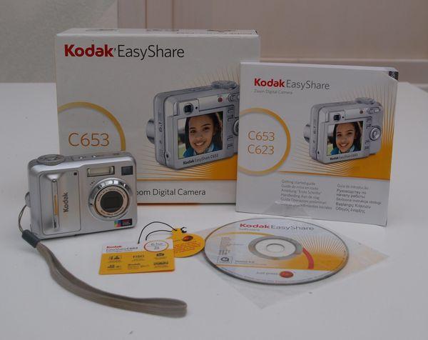 Digital Camera Kodak C 653
