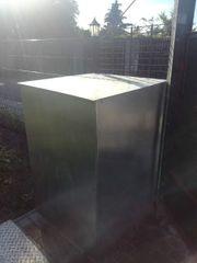 Mülltonnen Box