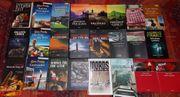 24 Bücher -regionale Krimis aus