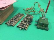 Märklin Signalkomponente aus den 40