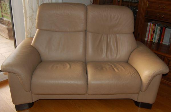 Stressless Ekornes Couch 2 -Sitzer