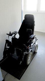 Rollstuhl Tunen