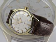 Orig Omega Constellation Chronometer Stahlgold