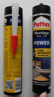 Pattex Montage Kleber Power starke