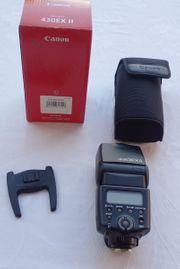 Canon Blitz Speedlite 430EX II