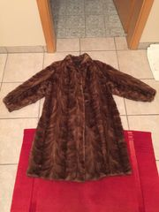 Nerz-Mantel Pelzmantel Damenmantel sehr guter