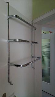 casa pura® Tür Handtuchhalter mit