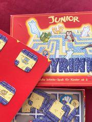 Junior Labyrinth ab 5 Jahren